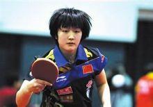 乒乓球运动员陈梦个人简介