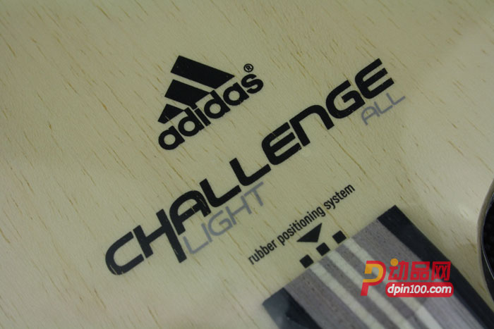 adidas阿迪达斯challenge-Light挑战乒乓球底游泳馆材质图片