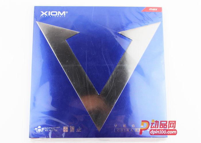 骄猛 蓝V VEGA CHINA VM 粘性乒乓套胶