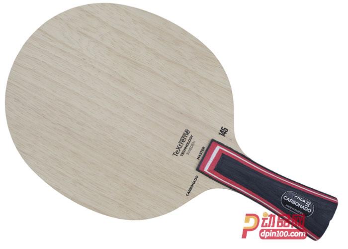 STIGA斯帝卡碳素145 CARBONADO145 乒乓球qy8千亿国际娱乐 稳定进攻型选手利器: