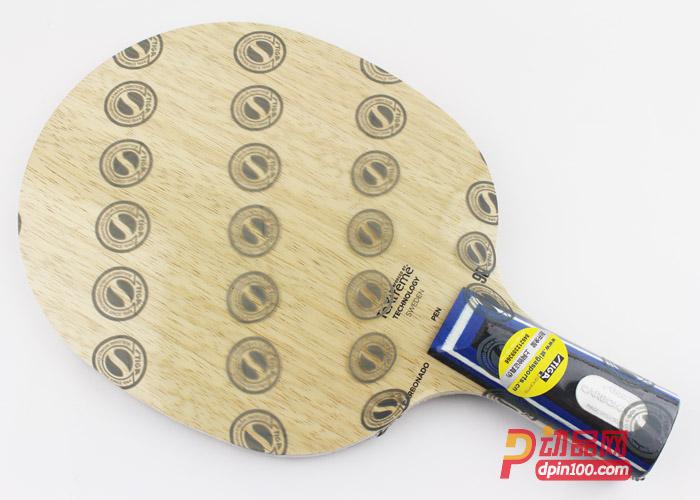 STIGA斯蒂卡碳素90乒乓球底板试打评测