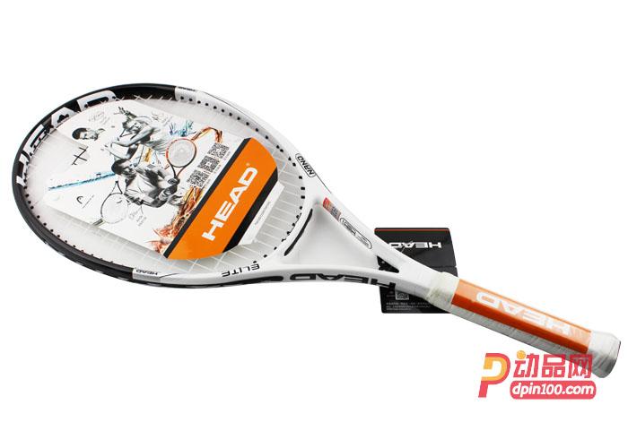 HEAD海德 Nano Elite 网球拍 白/黑 2308010: