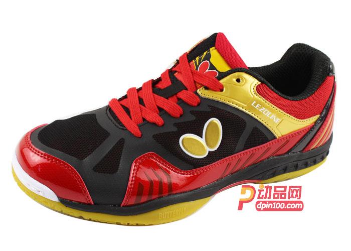 蝴蝶新款LEZOLINE-1乒乓球鞋动品到货啦!