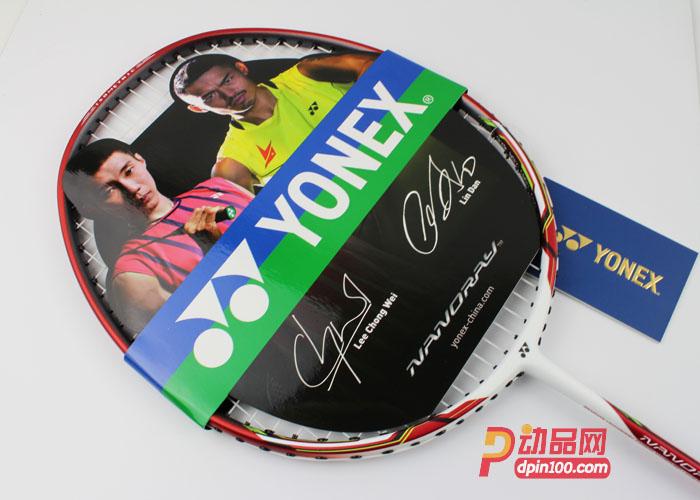 YONEX尤尼克斯 NR-9羽毛球拍 全碳已传线: