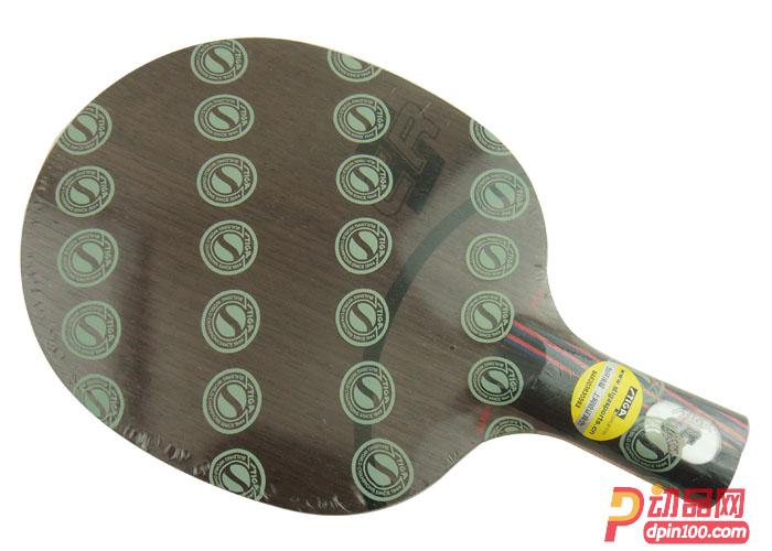 STIGA斯帝卡红黑碳王7.6CR乒乓底板(CARBO 7.6CR)