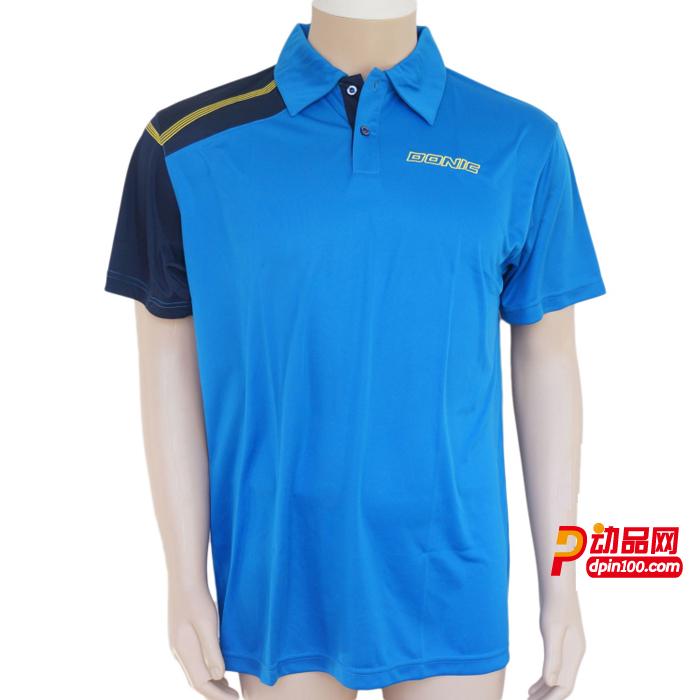 DONIC多尼克 乒乓球服短袖 上衣T恤 83630 训练比赛球衣