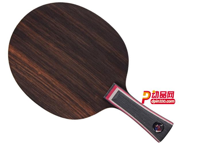 DONIC多尼克乒乓球底板 球拍 闫安2 黑檀5层: