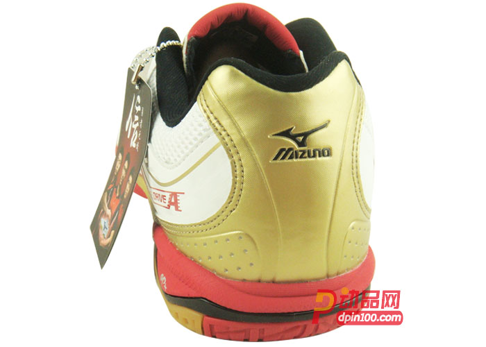 mizuno美津浓 男女款 y18km20062专业乒乓球鞋