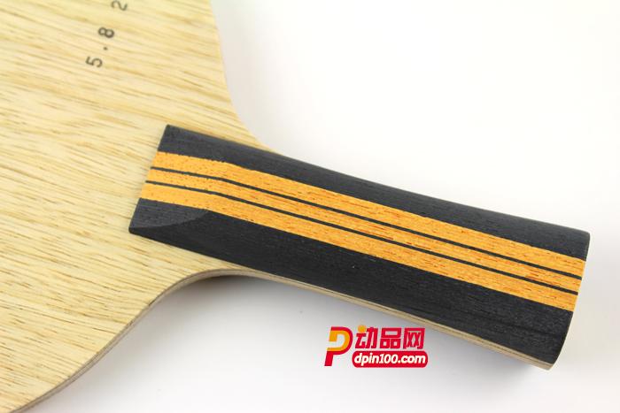 NITTAKU尼塔库 特注碳素木吉他 乒乓球拍 底板: