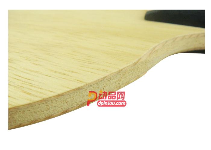 银河地球e-3 e3乒乓球底板m-4升级版 5木 无机欧式底板