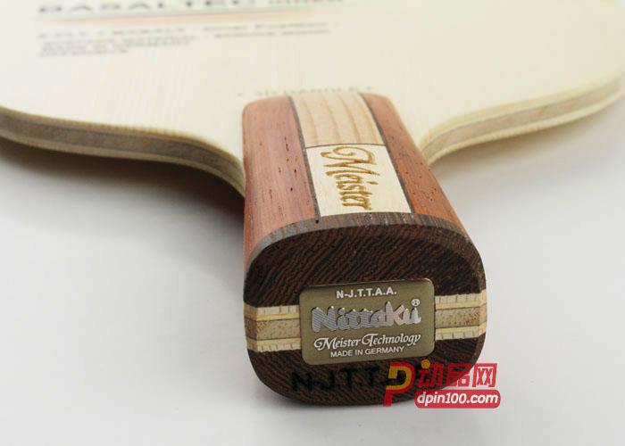 Nittaku尼塔库大师玄武岩 MEISTER BASALTEC INNER 乒乓球底板 NC-0382、NC-0383、NC-0185 内置纤维:
